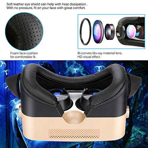 1320bda7995 Top 19 Virtual Reality 3D Video Glasses